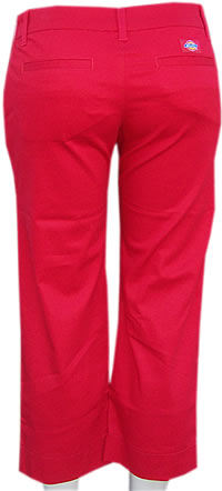 Dickies Ladies Bull 2 Welt Pocket Capri