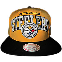 Mitchell And Ness Pittsburgh Steelers Snap Back